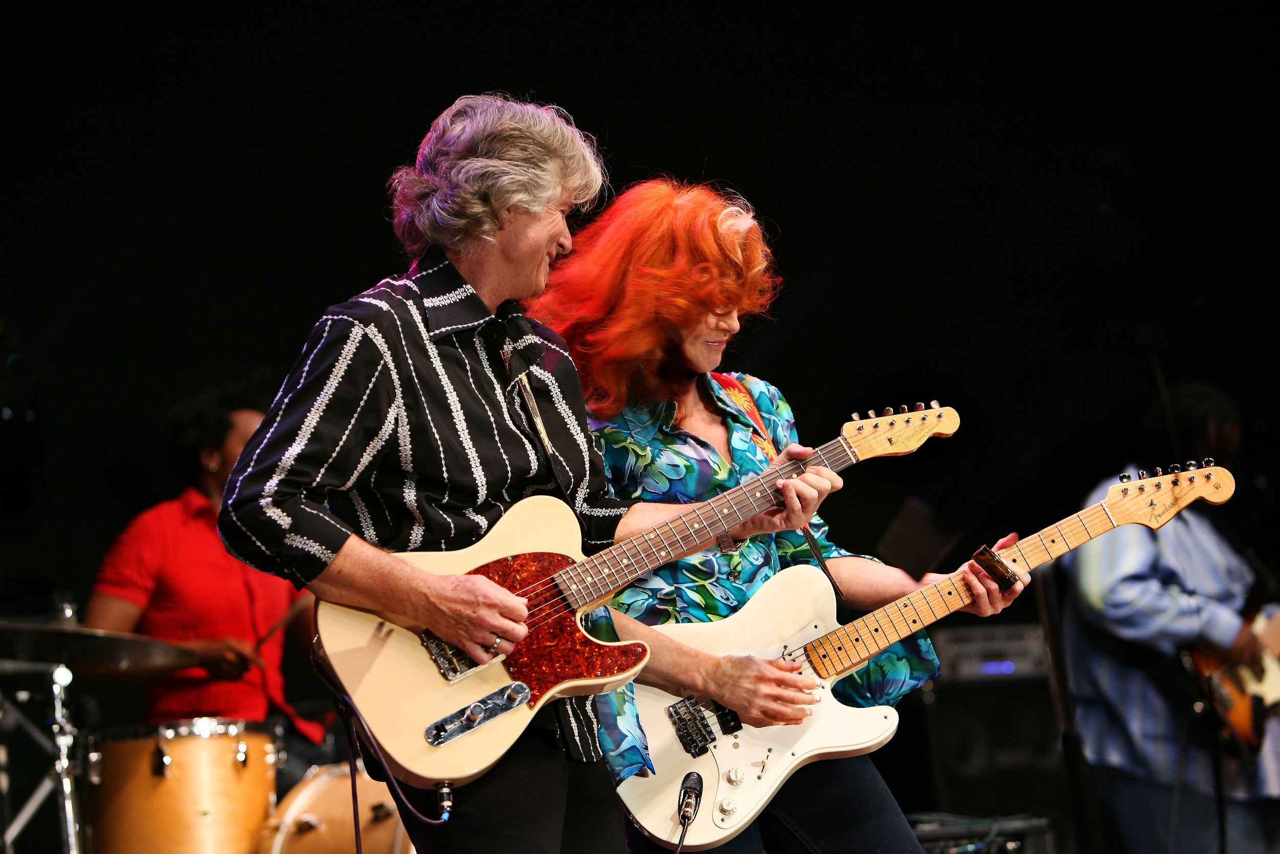 Stephen Bruton & Bonnie Raitt