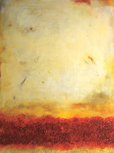 "Embraced Energy 36"" x 48"" SOLD"