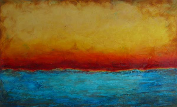 """Untitled // 36"""" x 60"""" // SOLD"""