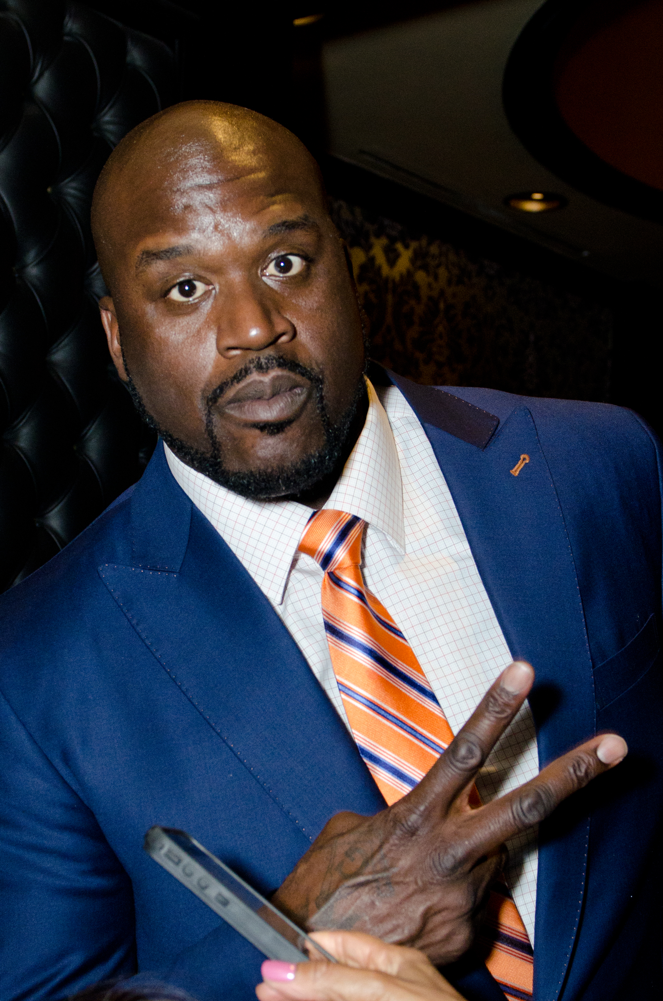 Shaquille O'Neal @ The Shaq All-Star Takeover at The Marque