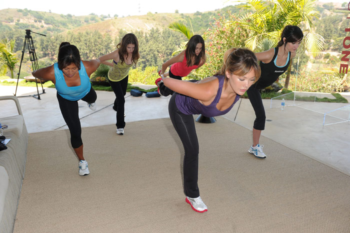 BIZBASH | REEBOK HOLLYWOOD HILLS