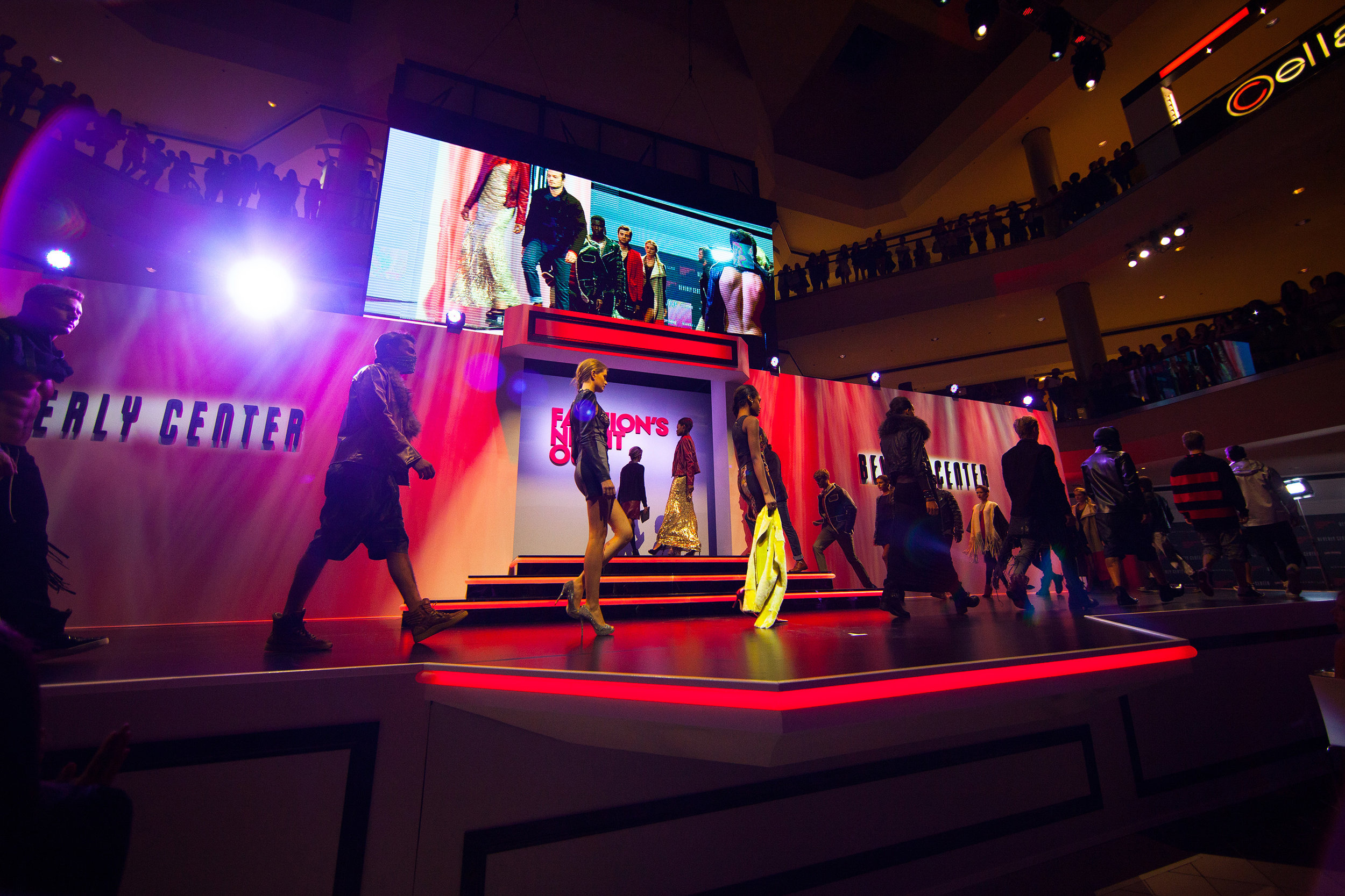 BIZBASH | EVENT REPORT | FASHION'S NIGHT OUT 2012