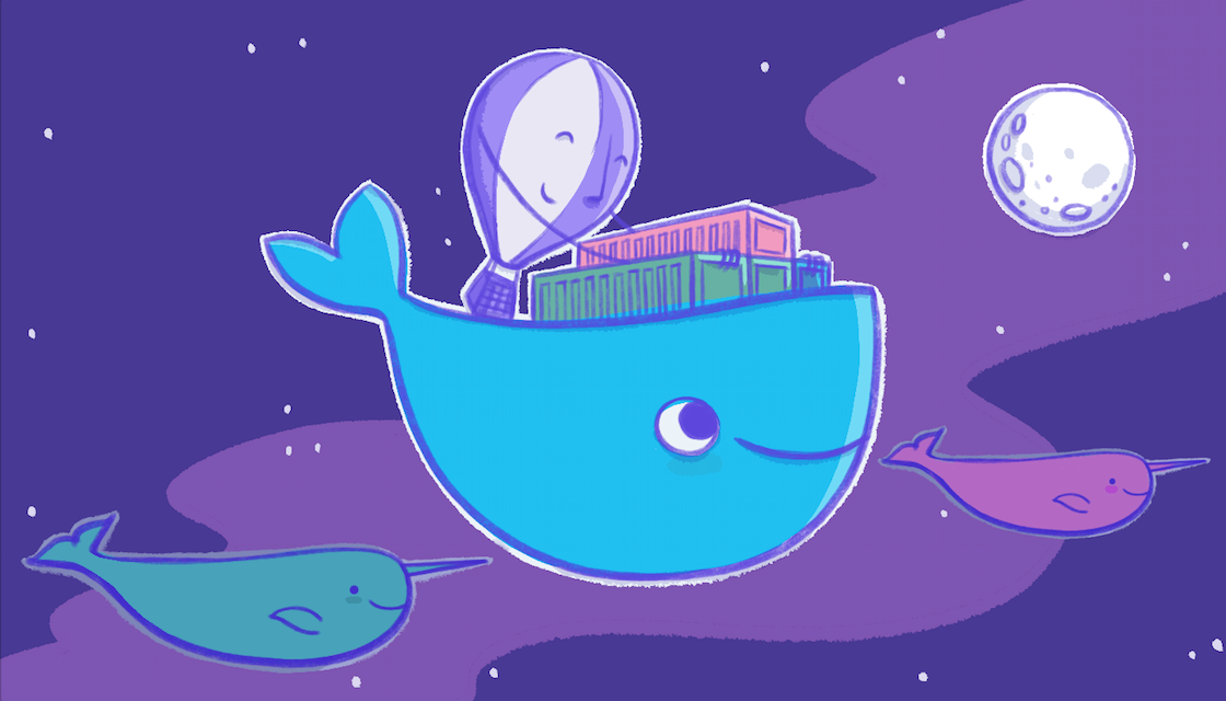 annie-fly-docker-illustration-design