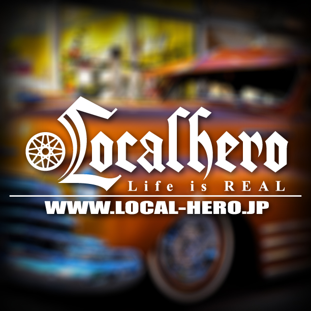 Visit www.local-hero.jp