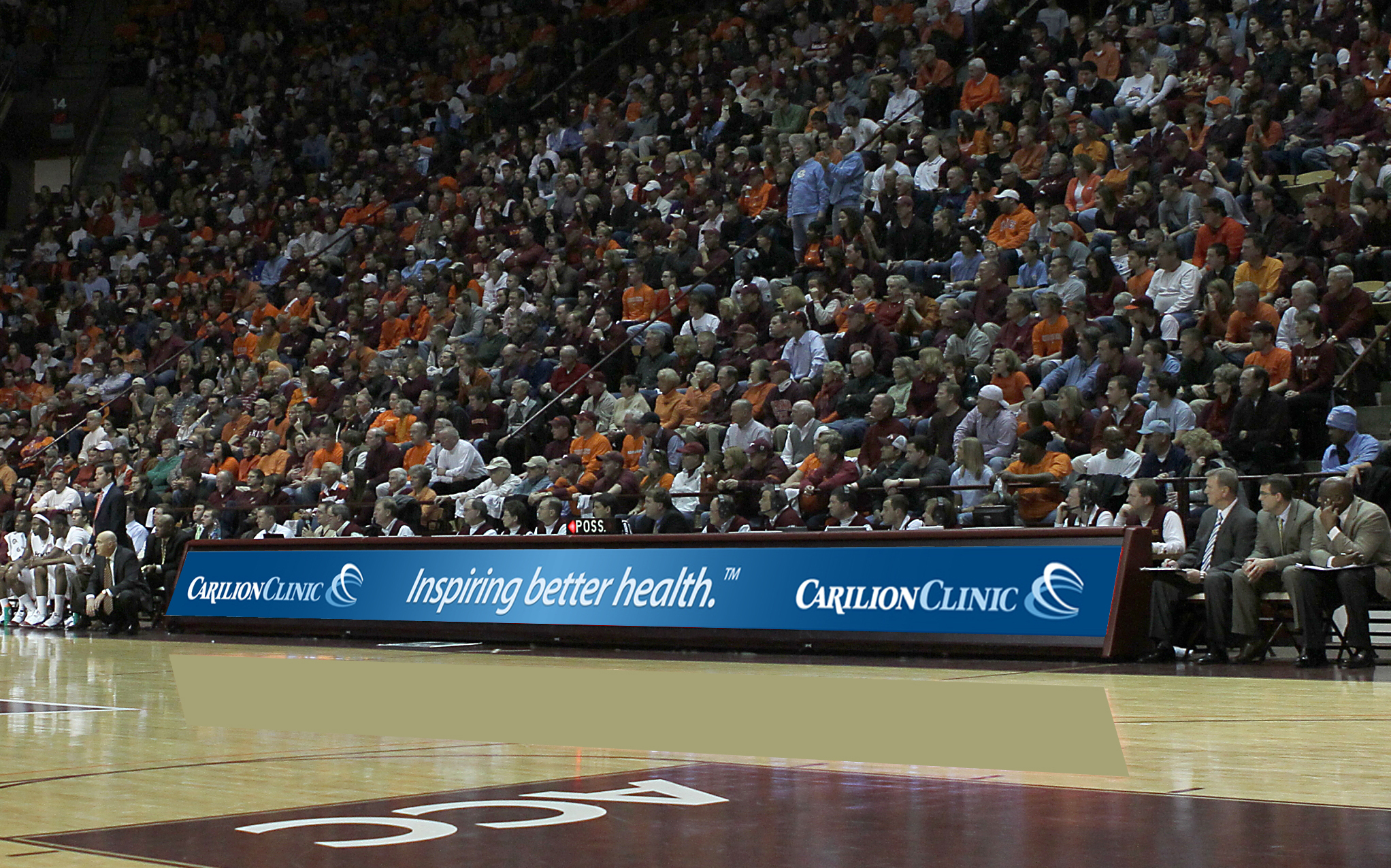 Carilion Clinic - BB Courtside.jpg