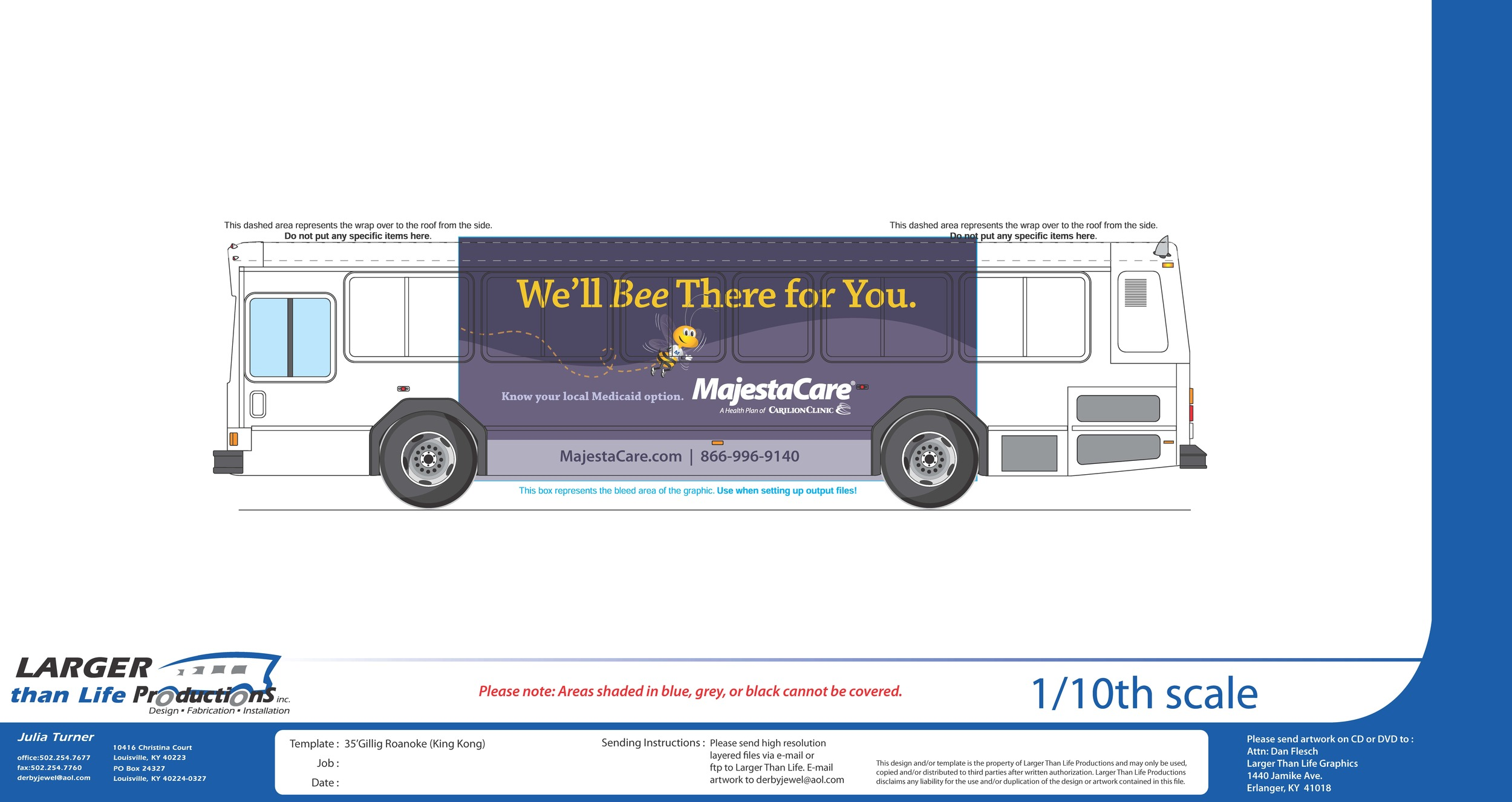 J1842_01 MajestaCare Enrollment 2013_king kong bus_Bee There Purple.jpg