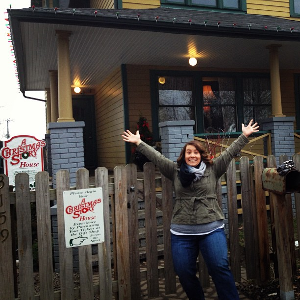 Taryn at A ChristmasStory House.jpg