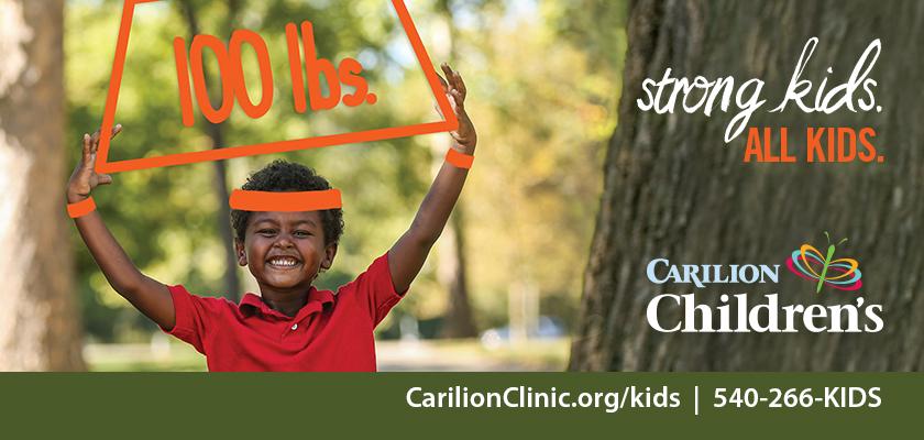 C66749 Carilion Childrens Phase 1_Charlie StrongKids_Digital BB_800x400.jpg