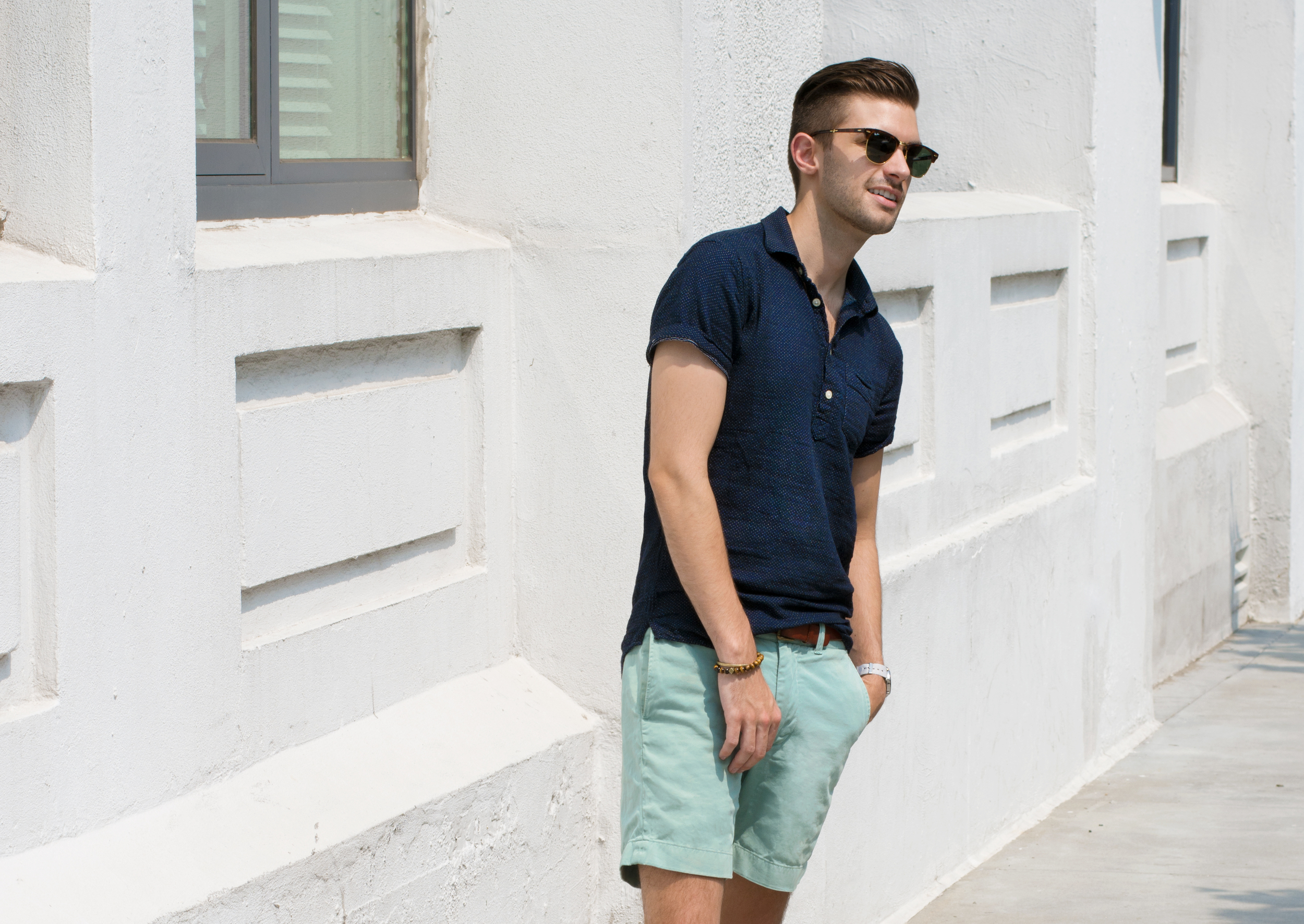The Modern Otter | #menswear #mensfashion #style #summerstyle