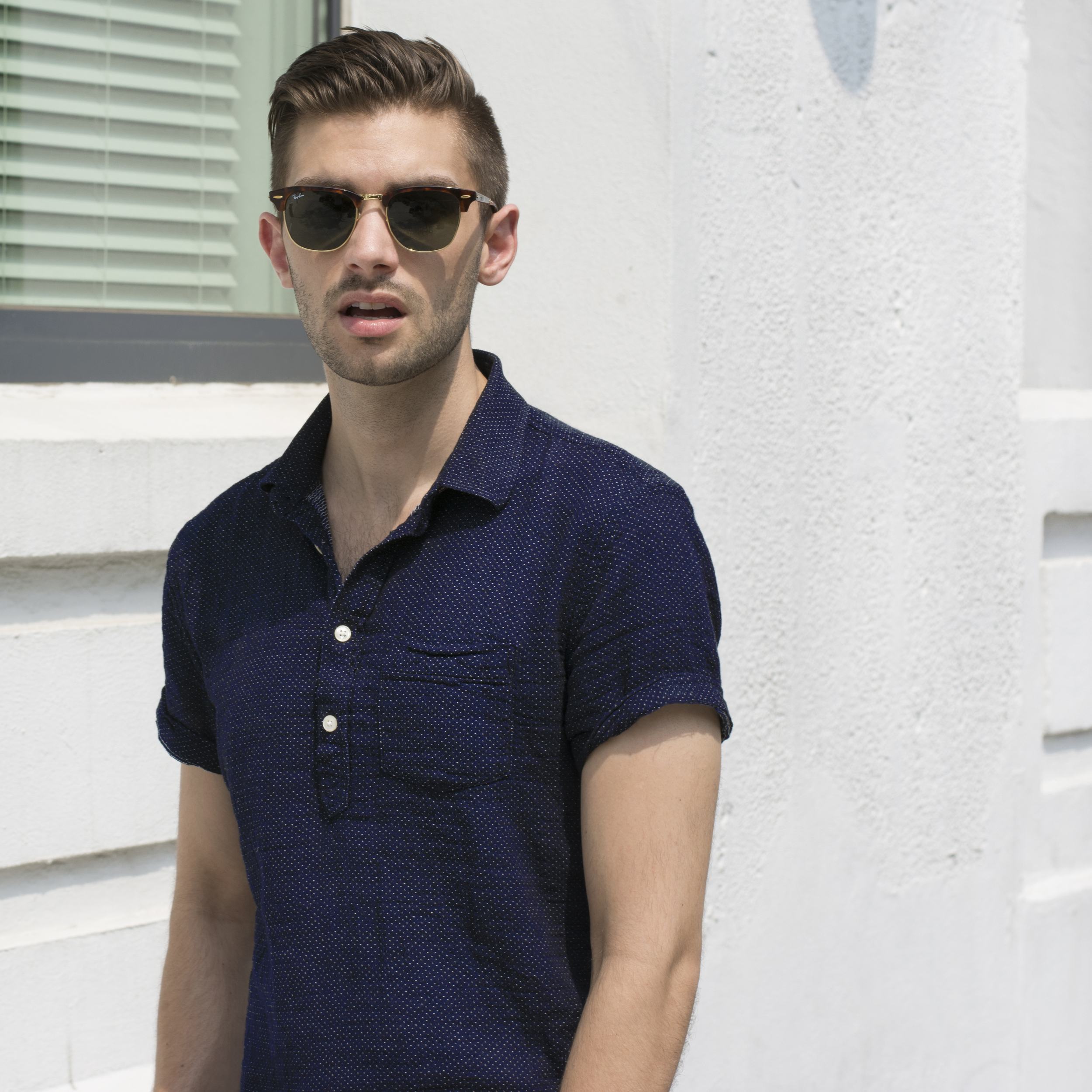 The Modern Otter | #menswear #mensfashion #summerstyle