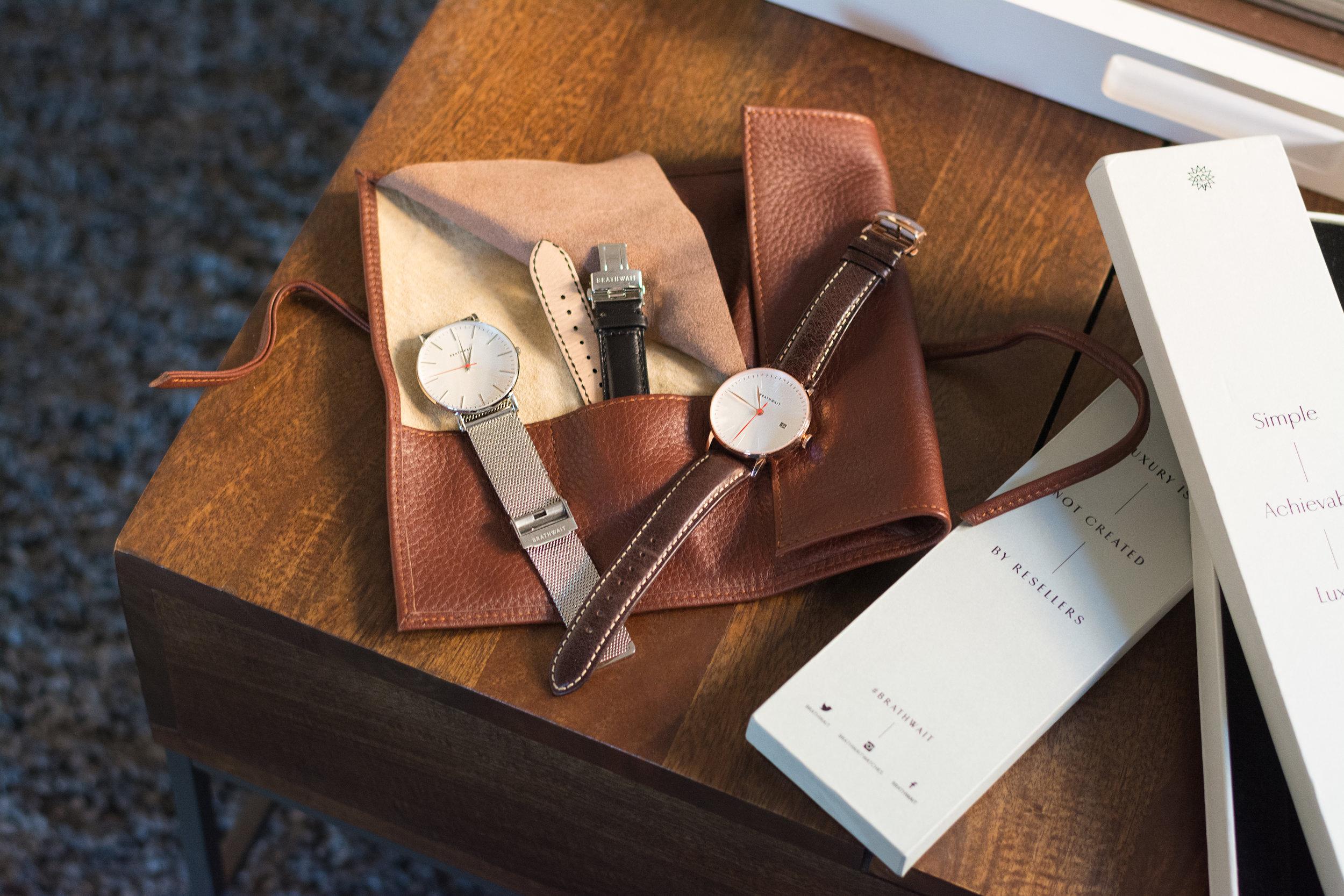 Brathwait Watches | The Modern Otter