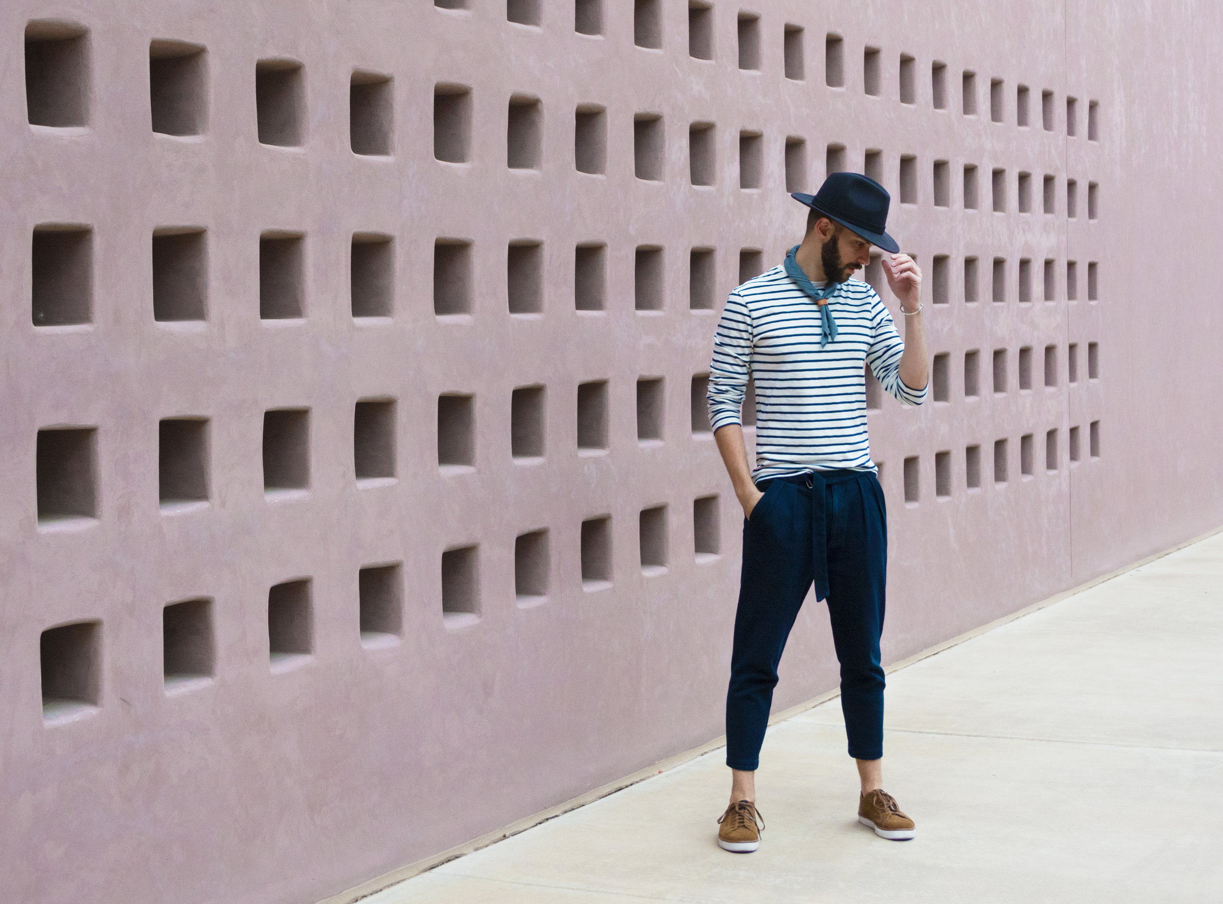 AG Jeans Indigo Knit Collection