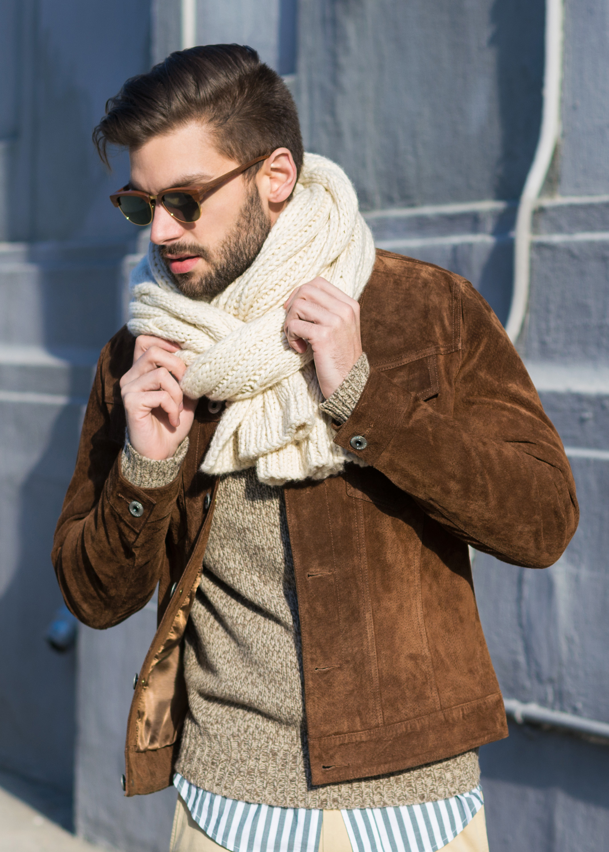 Turning Tonal for NYFW:M