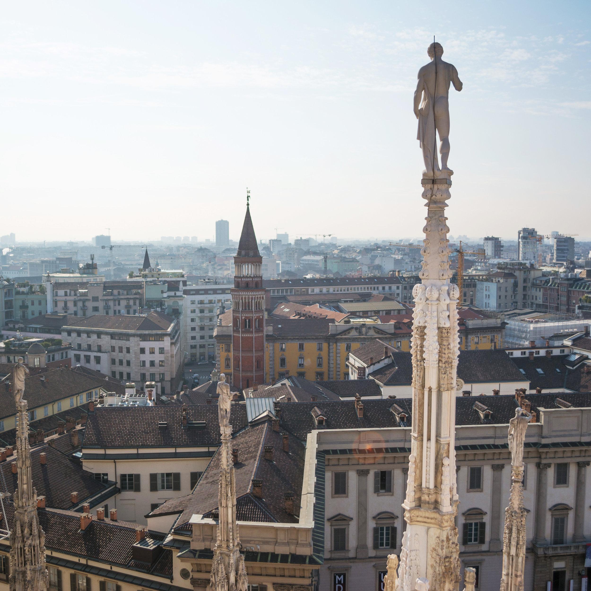 TopMan in Milan | The Modern Otter