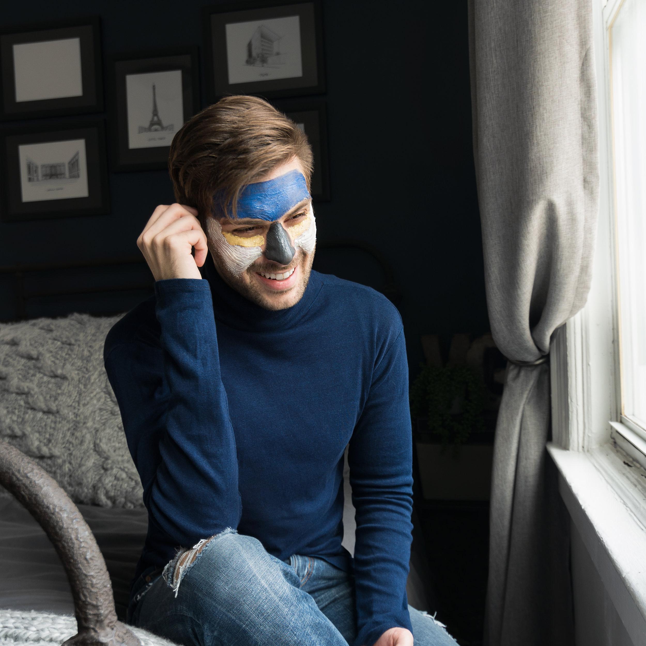 Masc for Mask | The Modern Otter