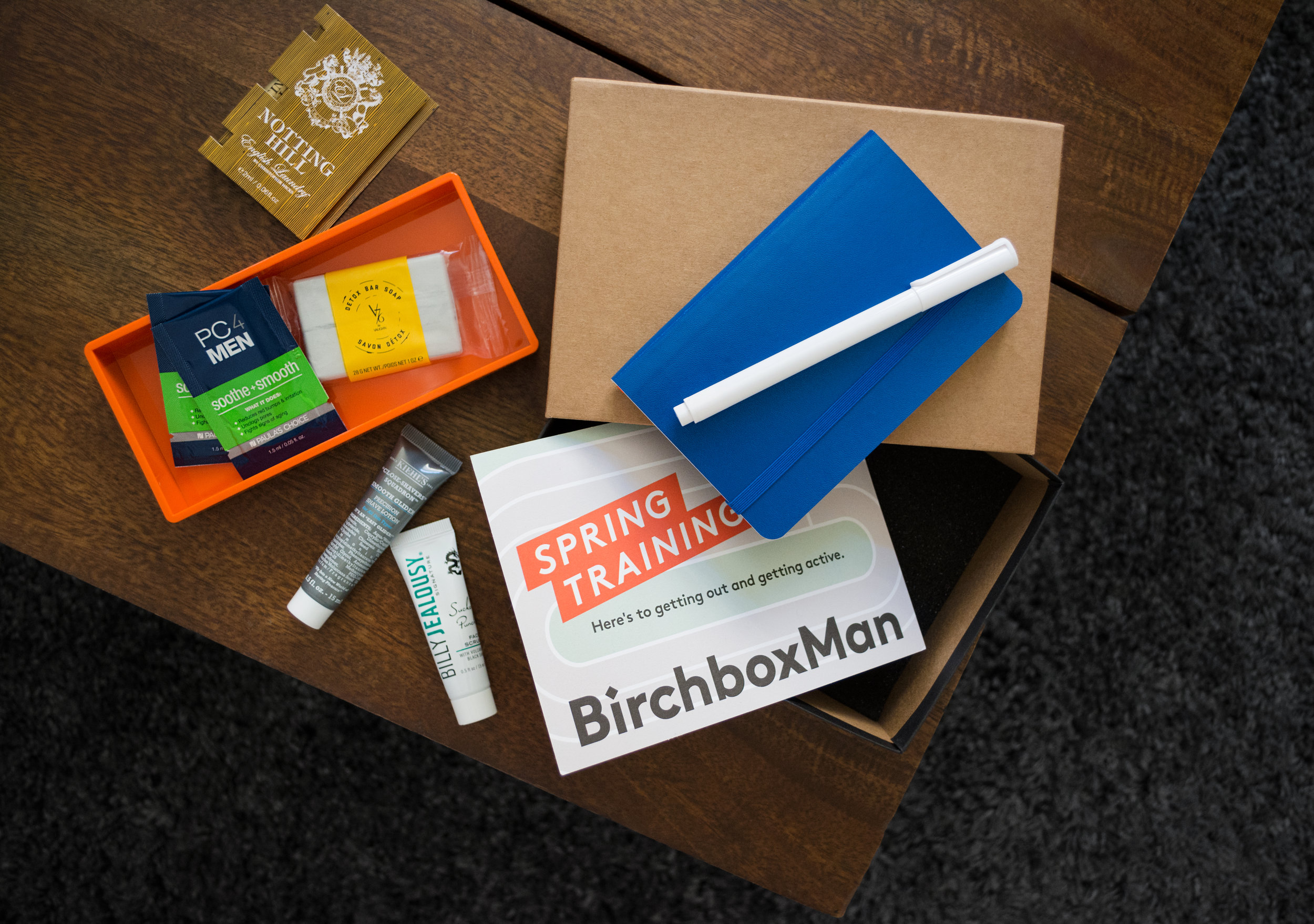 Otter Review: Baxter of CA and Birchbox