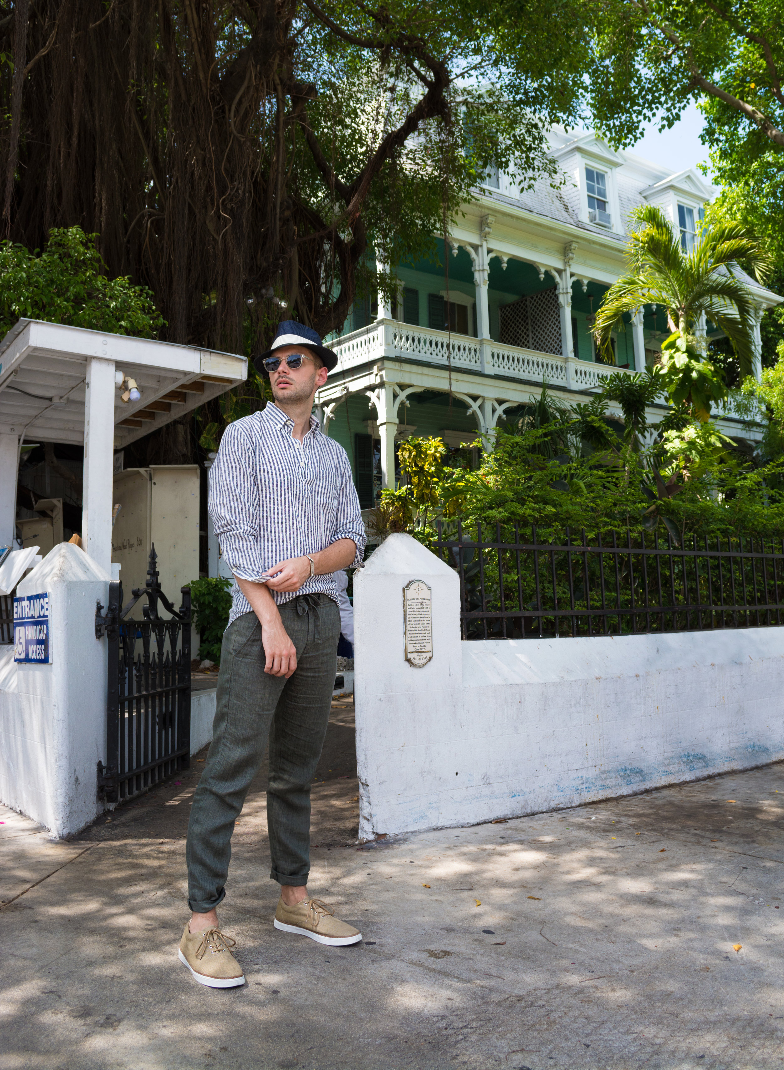 Otter Expedition: Gates of Key West