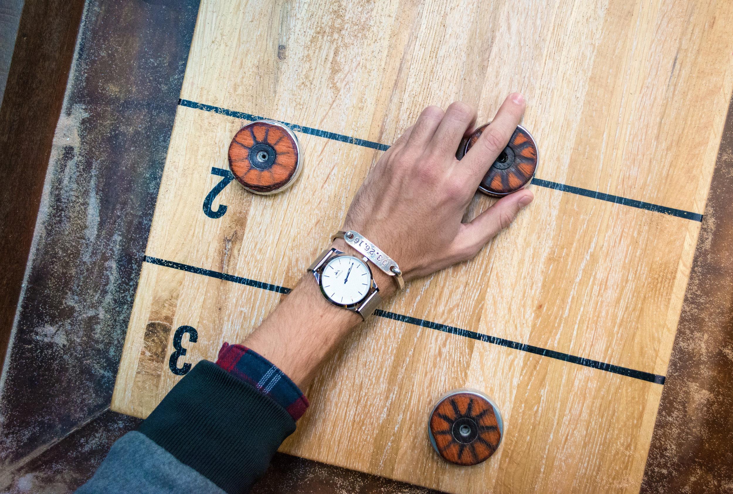 Malleo Watches | The Modern Otter
