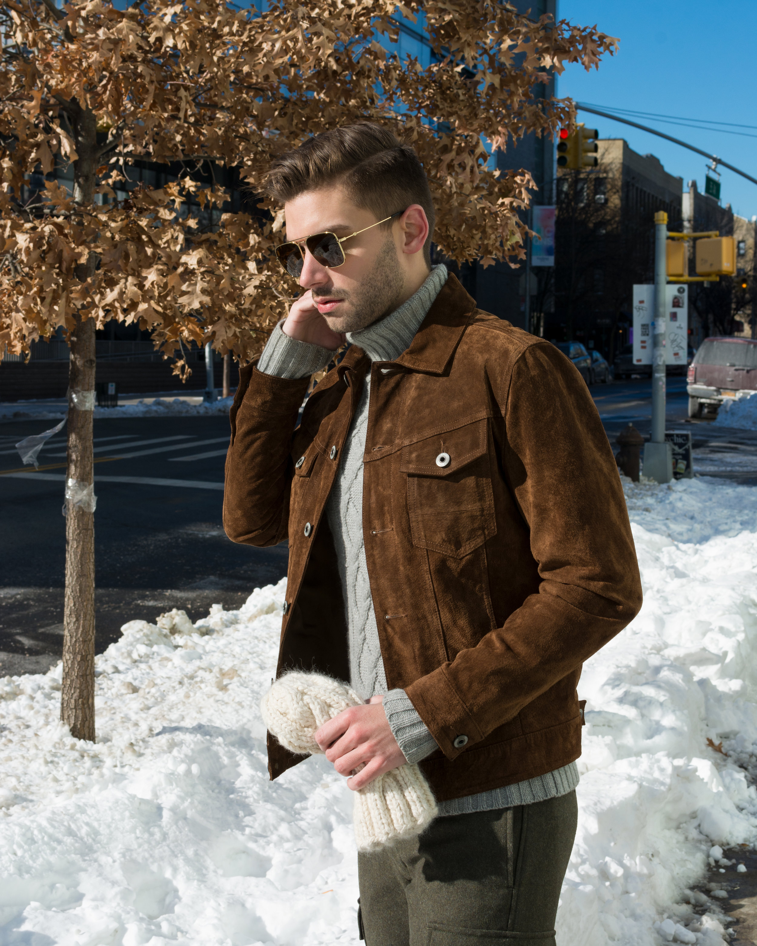 10 Affordable Suede Jackets | The Modern Otter