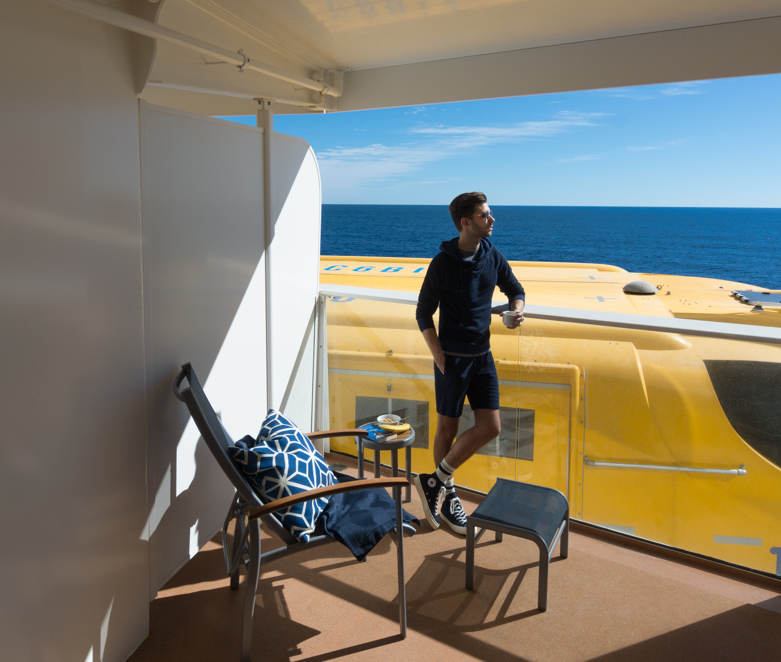 The Modern Otter | Otter Expedition: Caribbean @RoyalCaribbean #ComeSeek