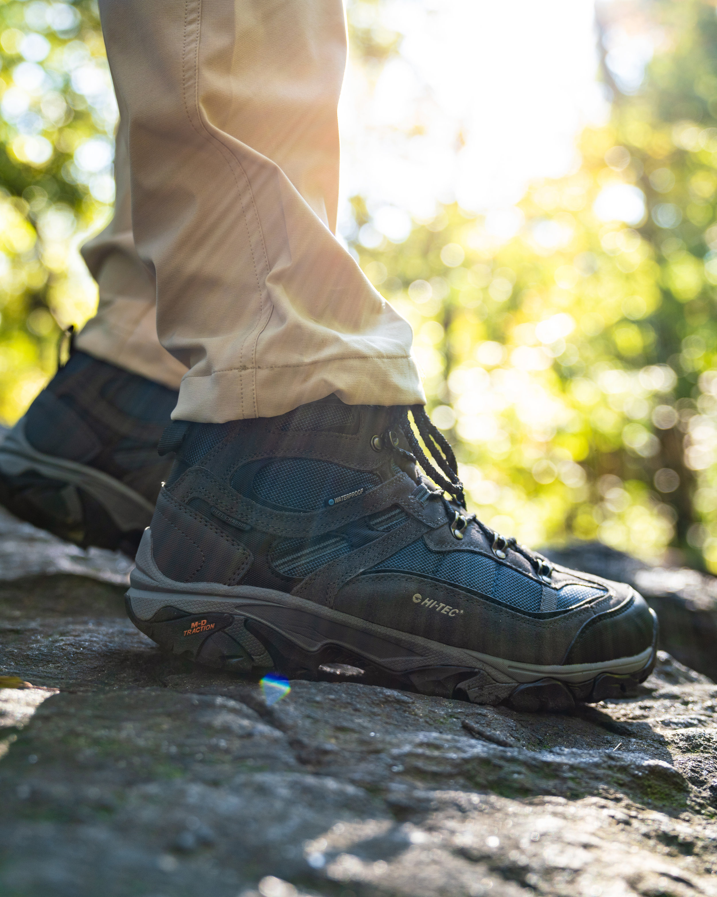 Hi-Tec, from City to Trail | The Modern Otter