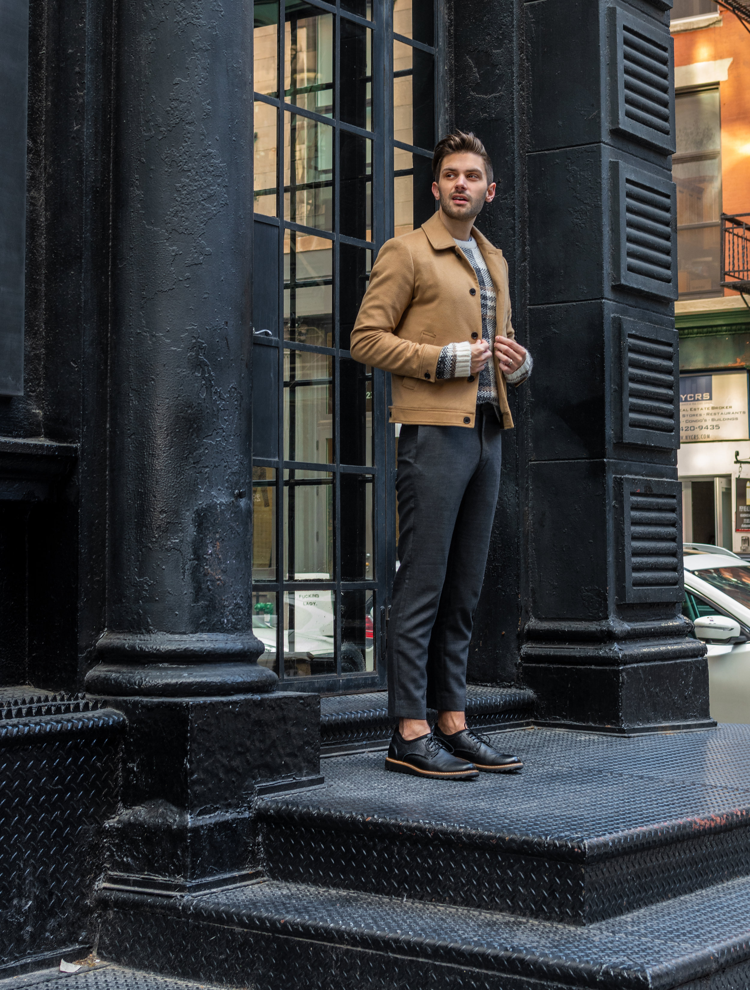 Zappos x Dockers | The Modern Otter