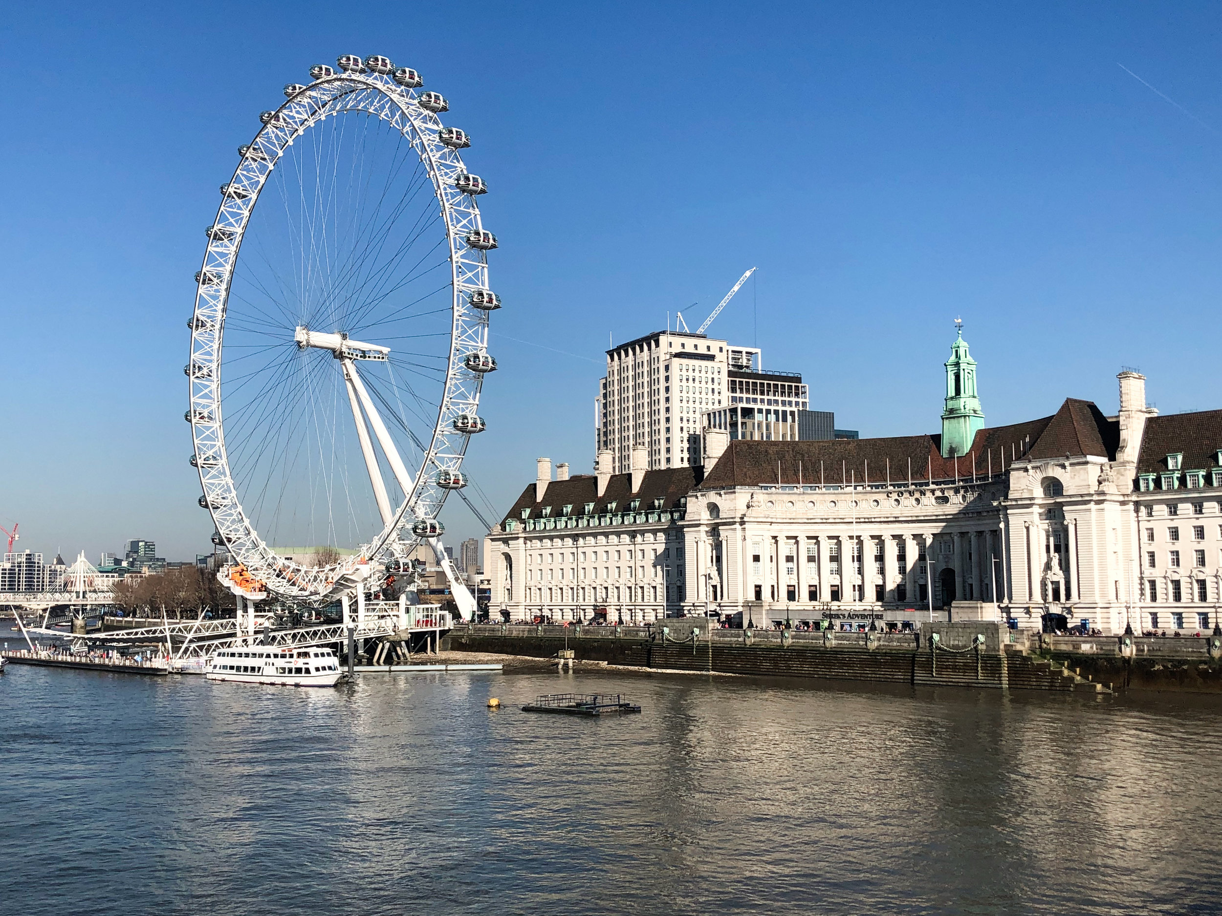 London Eye #EyeLoveLondon | The Modern Otter