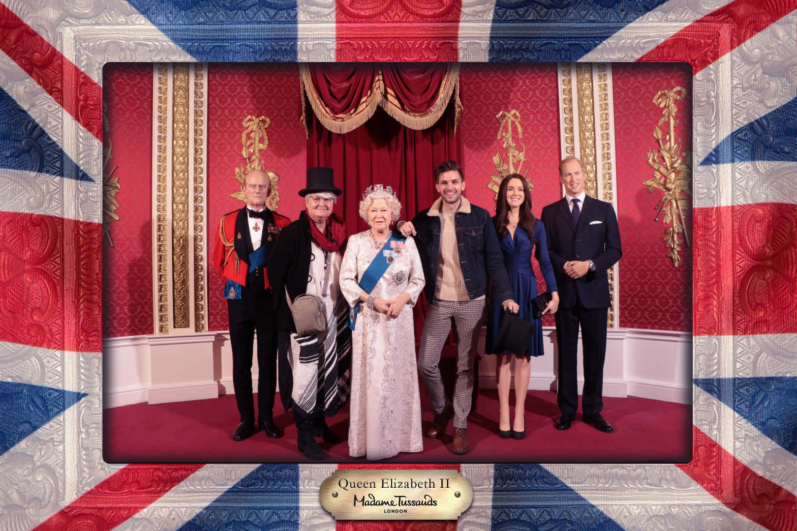 Otter Expedition: Madame Tussauds