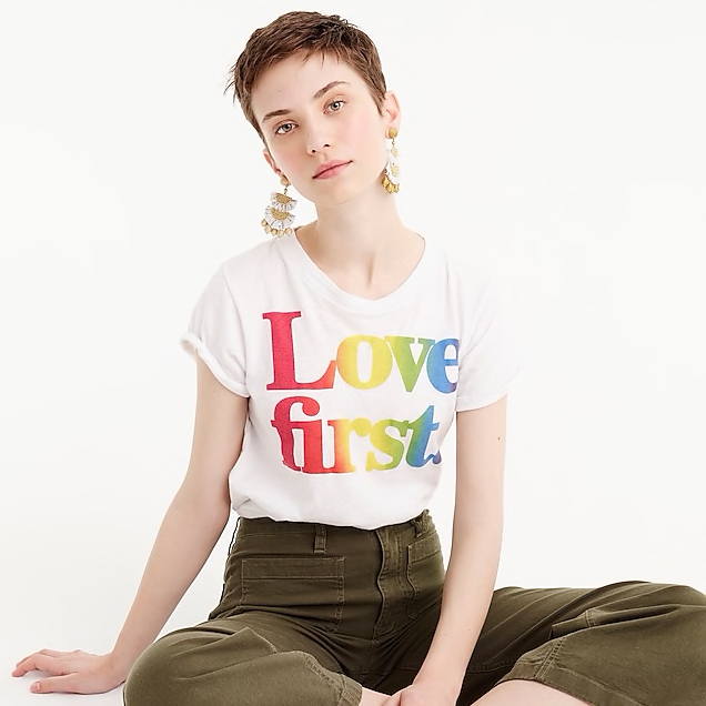 brands donating to lgbtq+ organizations with their pride collections