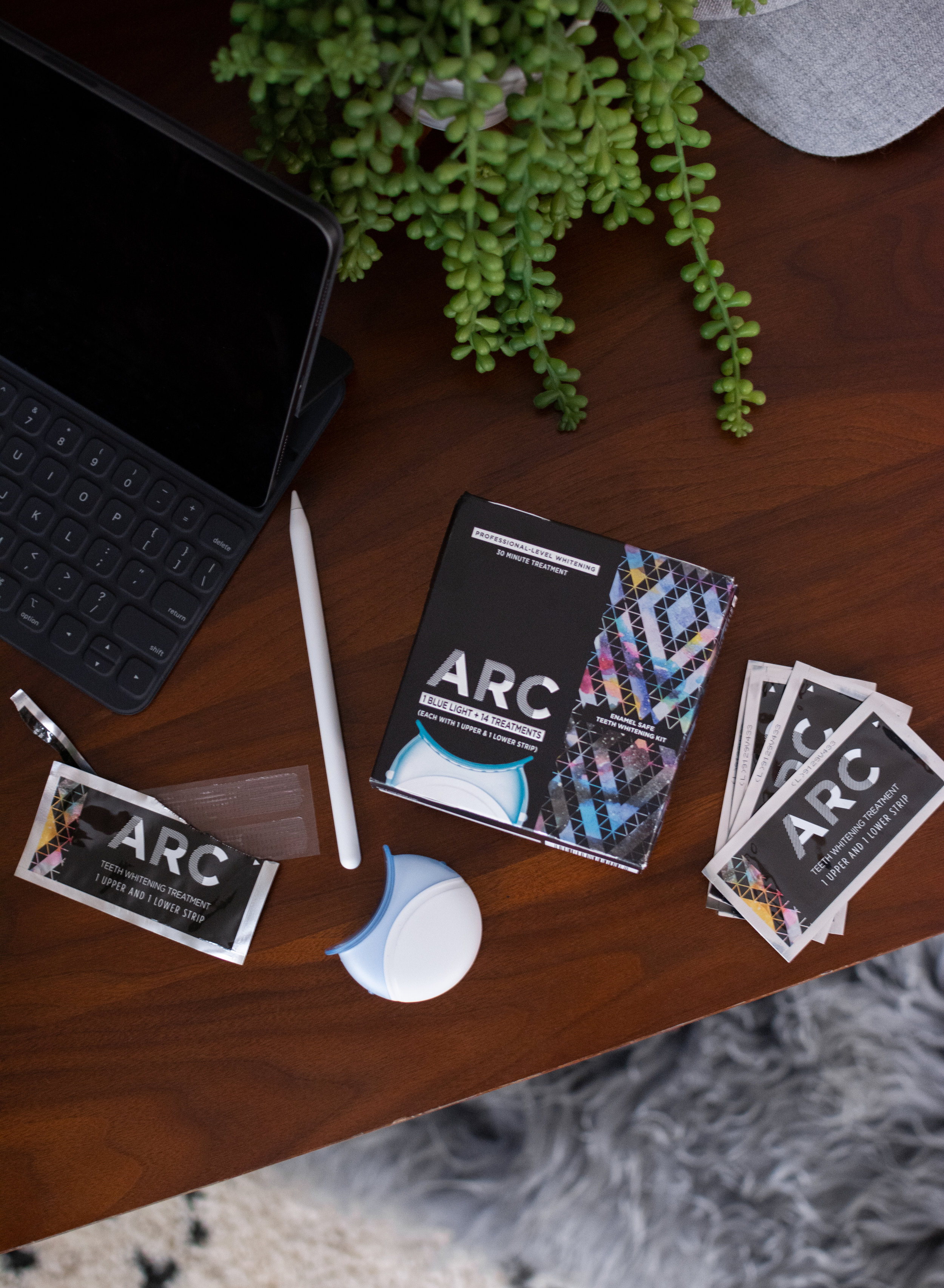 ARC Teeth Whitening | The Modern Otter