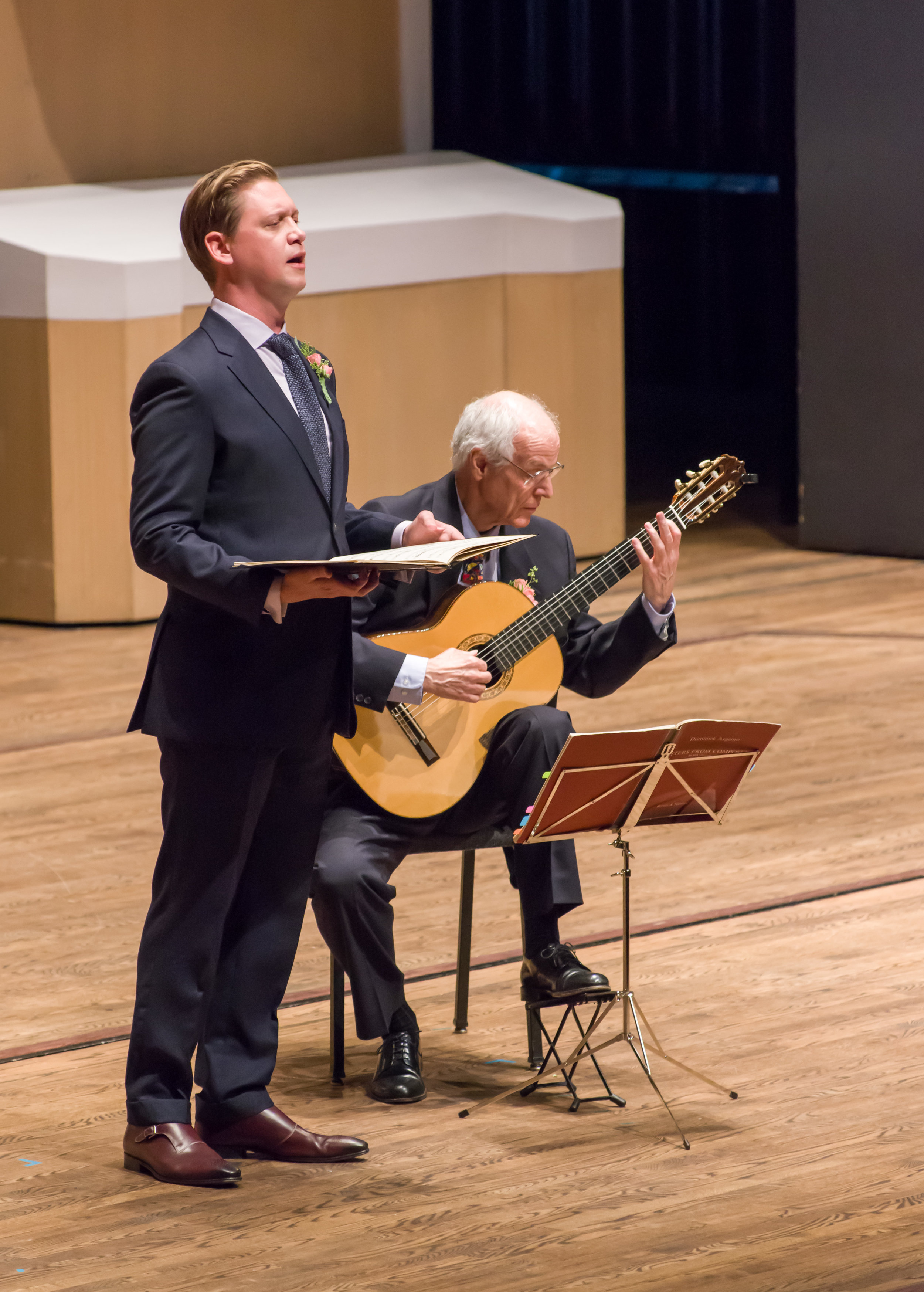 Michael Slattery & Jeffrey Van