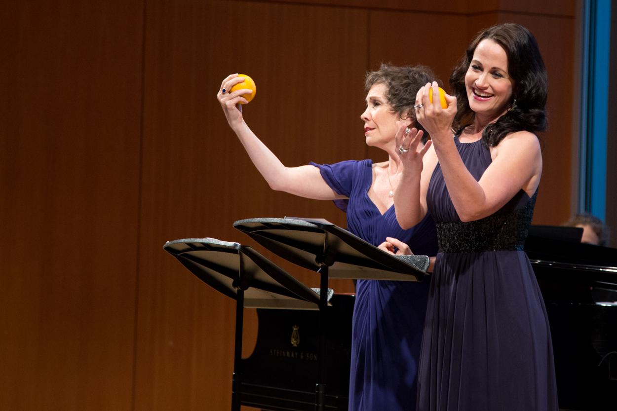 Maria Jette & Adriana Zabala