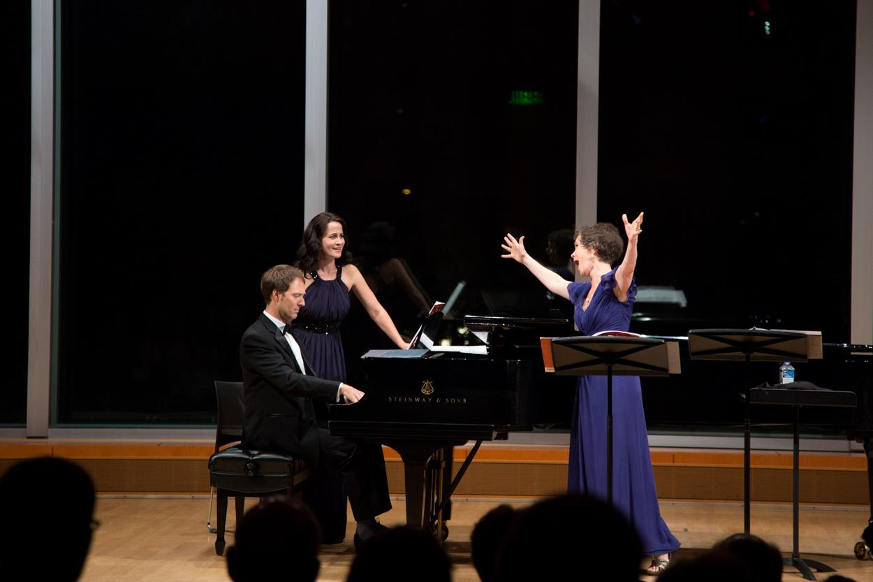 Tim Lovelace, Adriana Zabala & Maria Jette