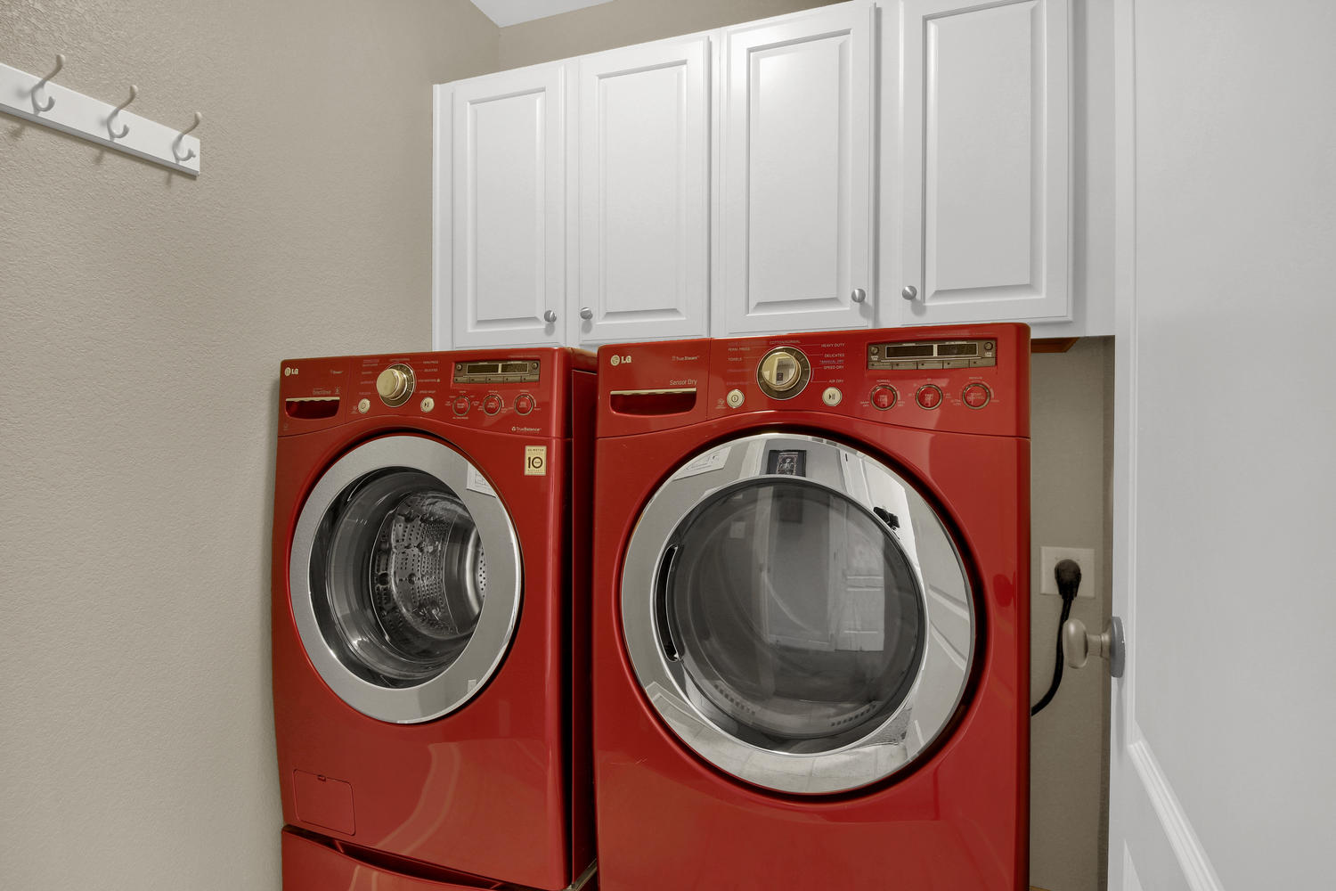 tenant washer / dryer