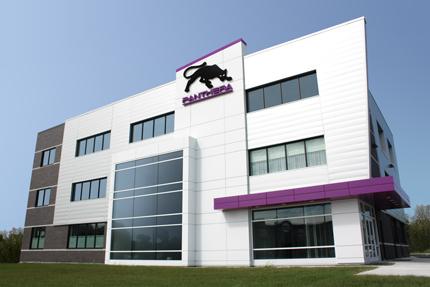 Panthera Headquarters, Quebec City, Quebec, Canada