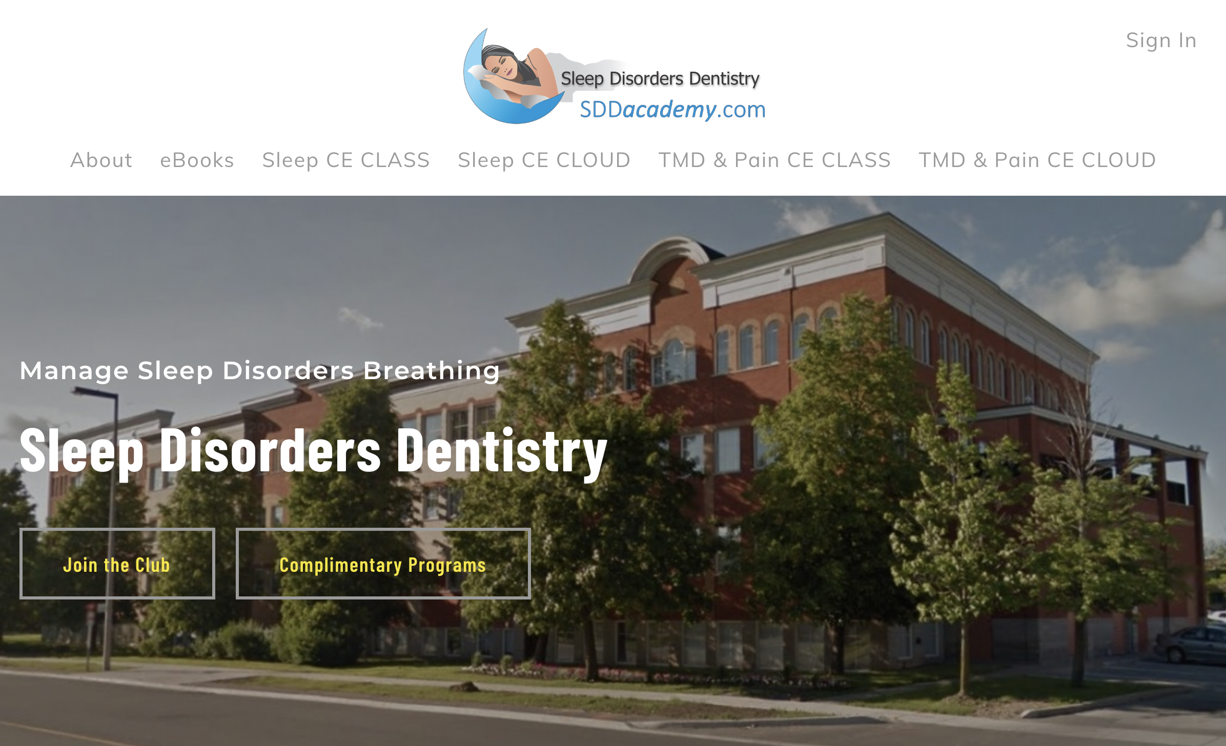 Click to visit SDDacademy.com or view 2019-2020 Directory Below