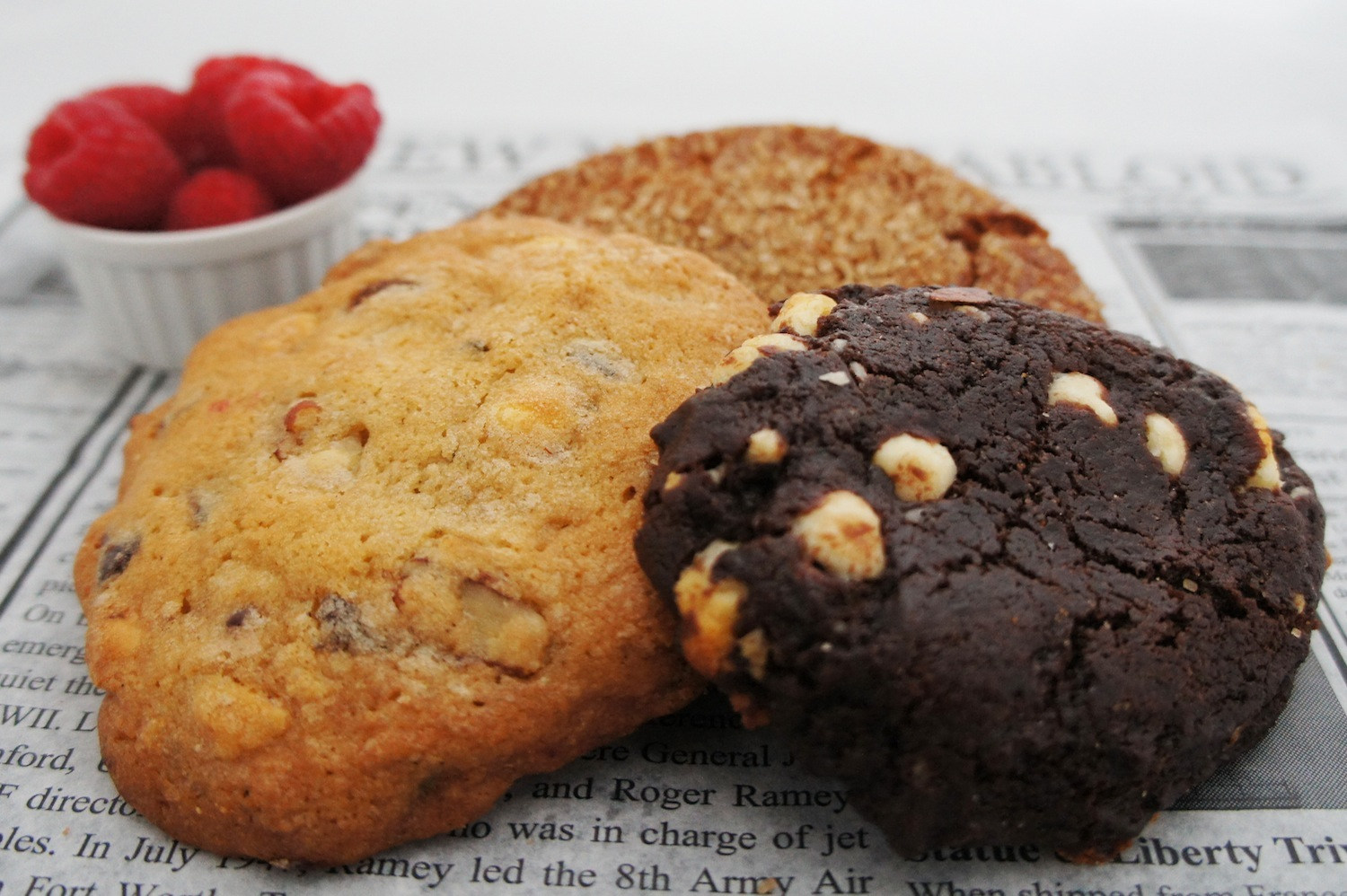 NYC Catering - JPO Concepts - Homemade Cookies