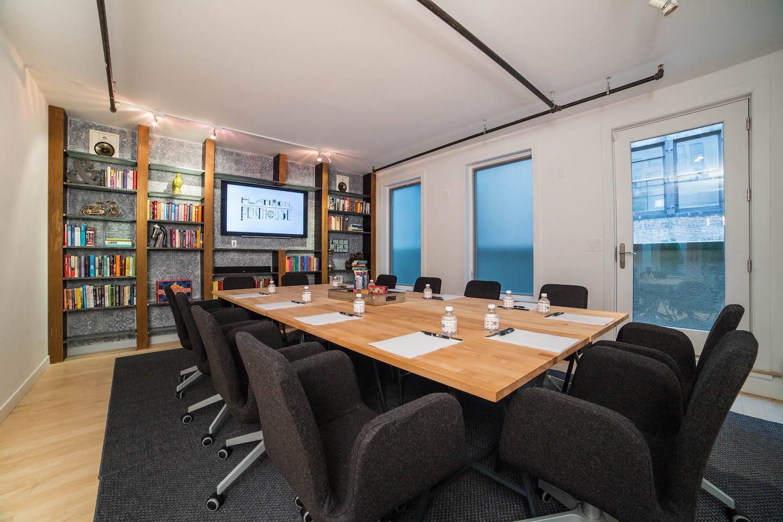 NYC Venue - Flatiron PenthouseFlatiron Penthouse - JPO Concepts
