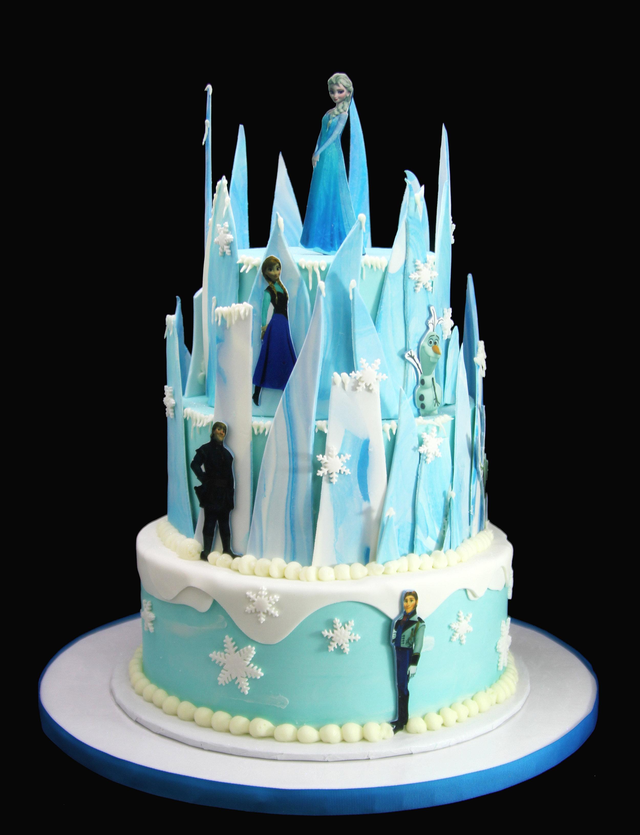 Frozen Castle Themed Cake.jpg