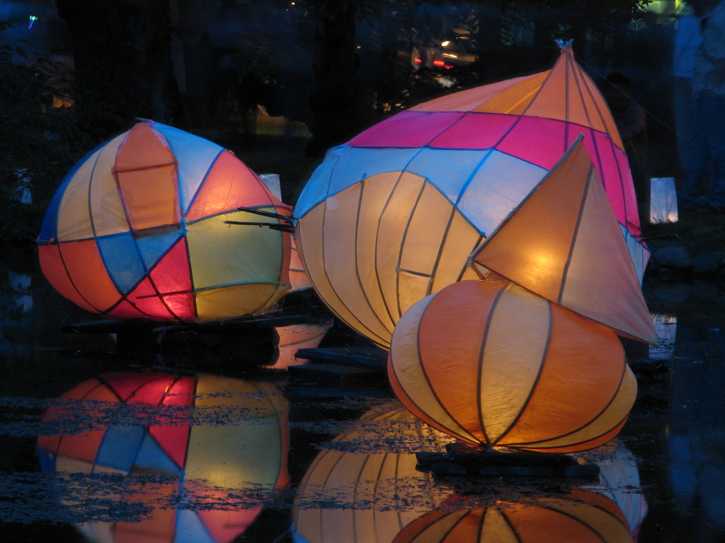 Luminaria Festival