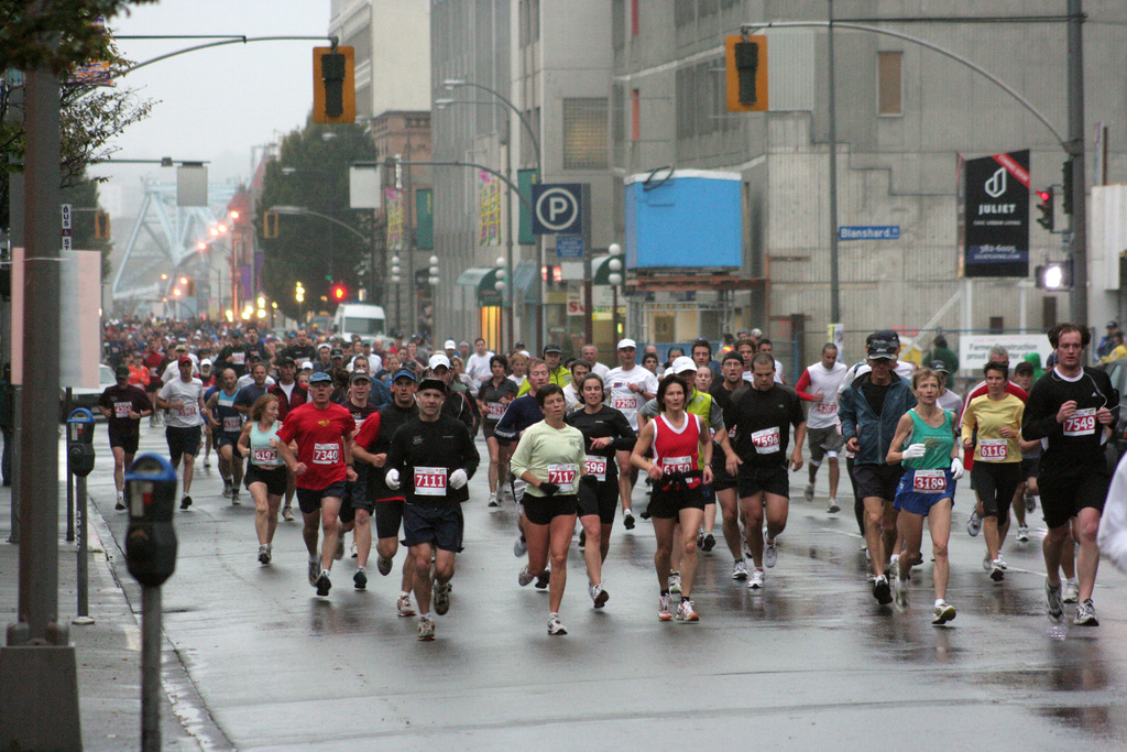 The Royal Victoria Marathon