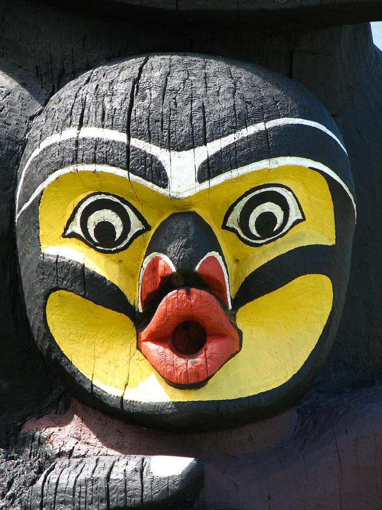Aboriginal Carving