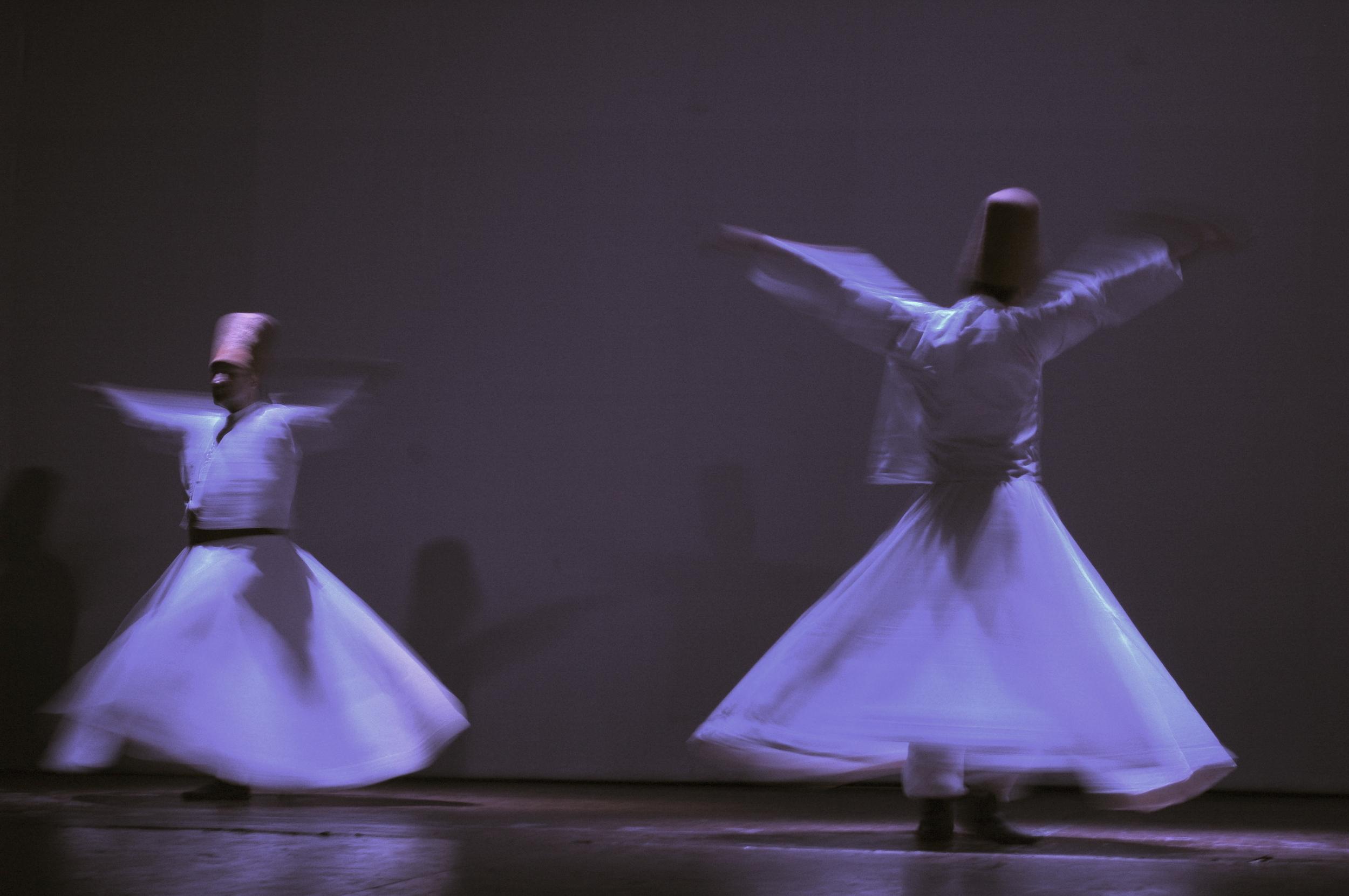 Sufi Spinning