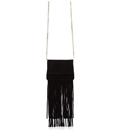 Karen Millen Fringe Bag
