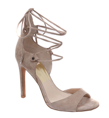Dolce Vita Lace-Up Heels