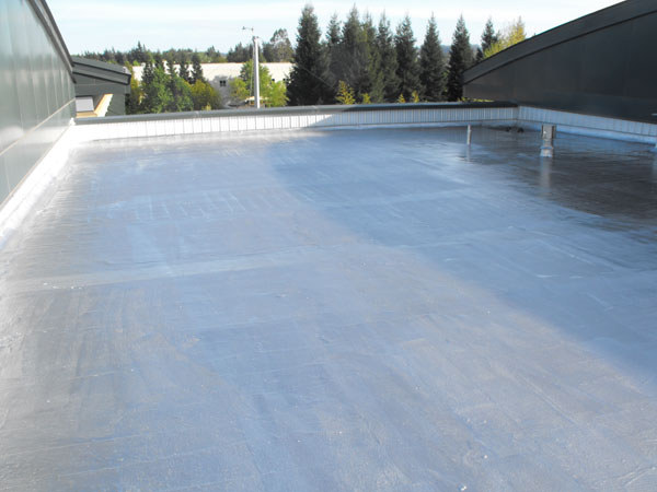 T.W. Hicks, Inc. Meets the Demand for Sustainable Coating such as Cool Roofs!