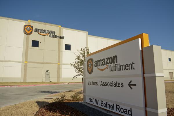 Commercial Warehouse Amazon Fulfillment Center Coming to Dallas, Texas!