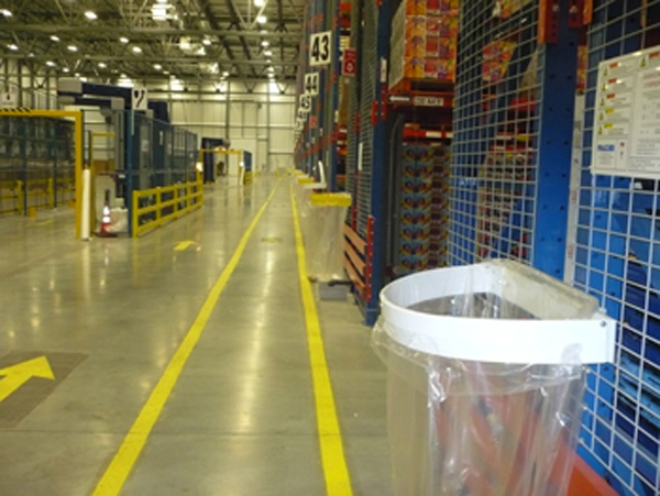 Follow These Helpful Warehouse Organization Tips from T.W. Hicks, Inc. in Denton and San Antonio, Texas!
