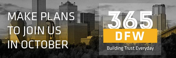 Join T.W. Hicks, Inc. and Sika Flooring at the DFW 365 Event in October!