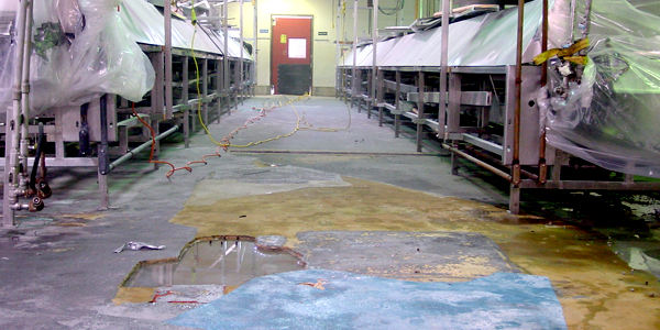 T.W. Hicks, Inc. in Lake Dallas, Texas are the industrial flooring professionals you need if you're looking at restoring warehouse floors in Dallas!